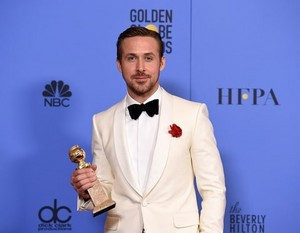 Best Actor in a Musical atau Comedy @ Golden Globes 2017