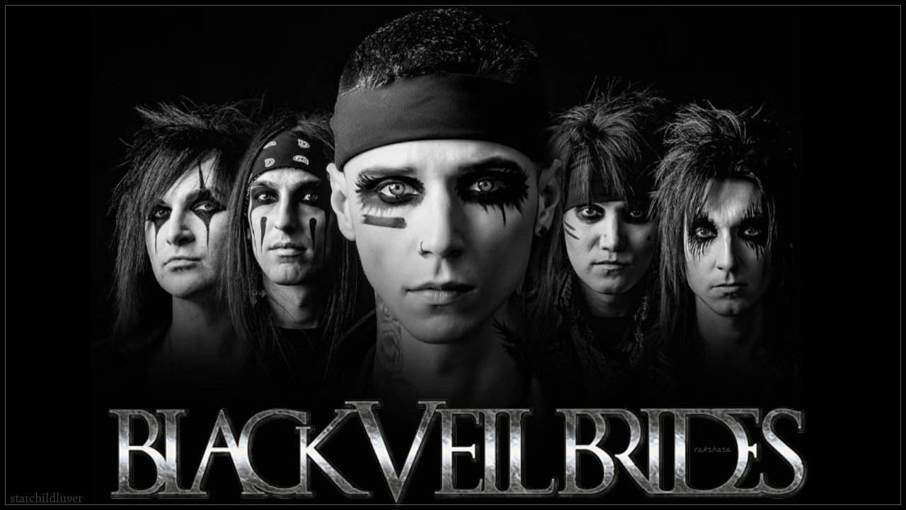 Black Veil Brides Andy Sixx Wallpaper 40119204 Fanpop