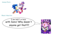 Blaze does NOT love Sonic! - blaze-the-cat photo