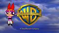 Blossom on the Warner Bros. logo