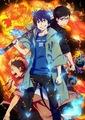 Blue Exorcist season 2  - anime photo