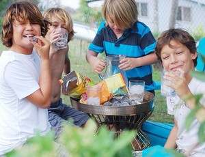mirtilo Bliss Balls - Kids snacks