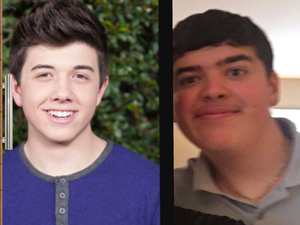 Bradley Steven Perry Look Alike