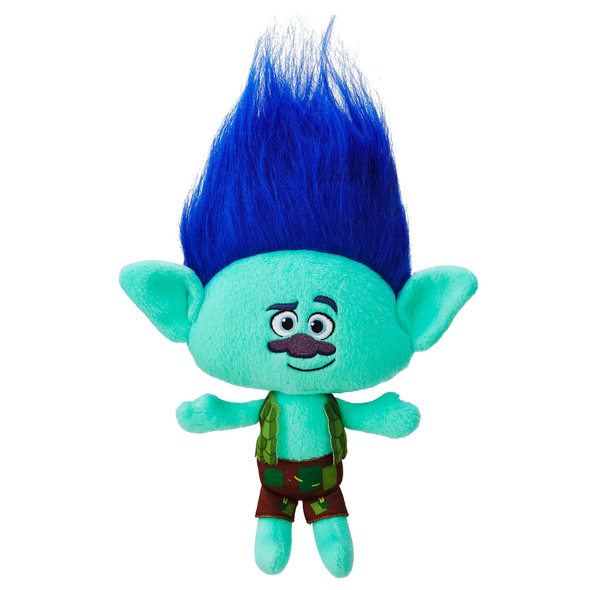 DreamWorks Trolls fond d'écran called Branch doll