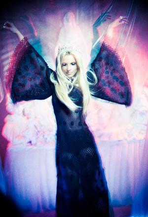 Britney in Flaunt (2016)