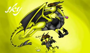 Budder Dragon