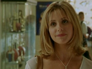 Buffy in When She Was Bad