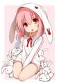 Bunny girl  - kawaii photo