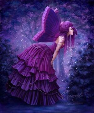 나비 Fairy