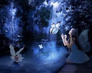 бабочка Fairy