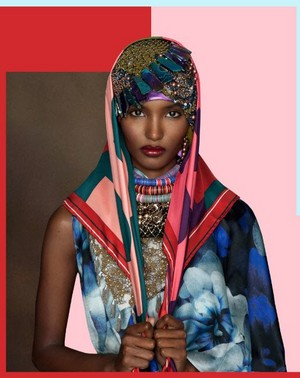"Fatima Siad for ""Nylon"""