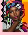 "Fatima Siad for ""Nylon"" - americas-next-top-model photo"