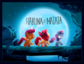 CMC Hakuna Matata - my-little-pony-friendship-is-magic fan art