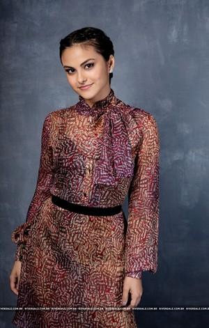 Camila Mendes - LA Times Portrait Studio