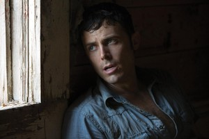 Casey Affleck as Bob Muldoon in Ain't Them Bodies Saints
