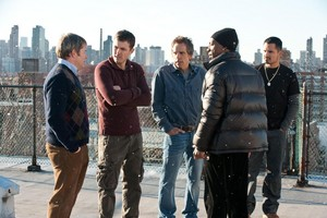 Casey Affleck as Charlie in Tower Heist