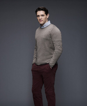 Casey Cott as Kevin Keller