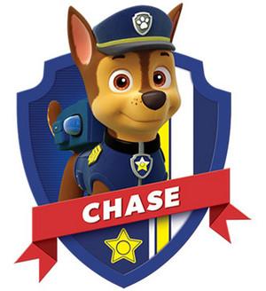 Chase, The German Shepherd