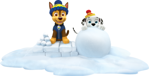 PAW Patrol karatasi la kupamba ukuta called Chase, The German Shepherd