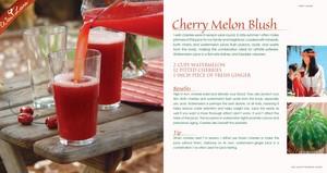 ceri, cherry Melon Blush