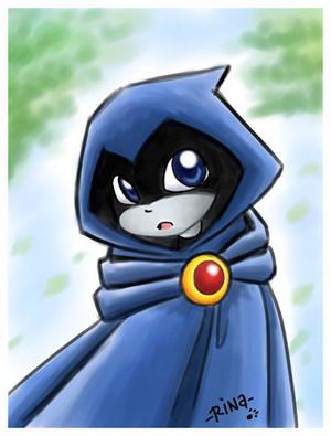 ちび raven