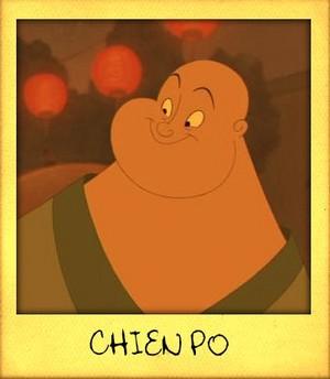 Chien Po-Hufflepuff