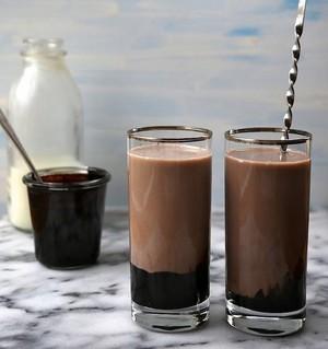 lait au chocolat, chocolat au lait