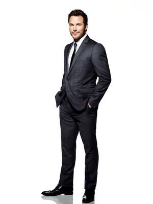 Chris Pratt - Art Streiber Photoshoot - June 2015
