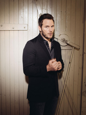 Chris Pratt - Casey curry Photoshoot - June 2015