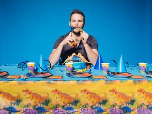 Chris Pratt - Casey Curry Photoshoot - June 2015