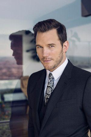 Chris Pratt - GQ UK Photoshoot - January 2017