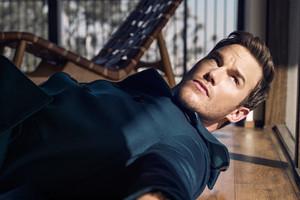 Chris Pratt - GQ UK Photoshoot - January 2017