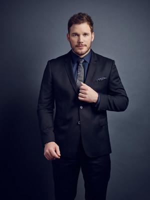 Chris Pratt - The Hollywood Reporter Photoshoot - 2014