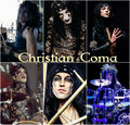 Christian Coma - black-veil-brides fan art