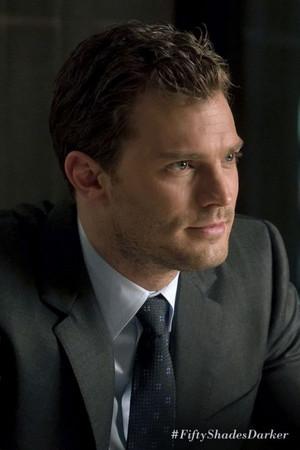 Christian Grey,Fifty Shades Darker