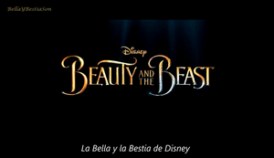 क्रिस्मस Message from the cast Spot (Beauty and the Beast)