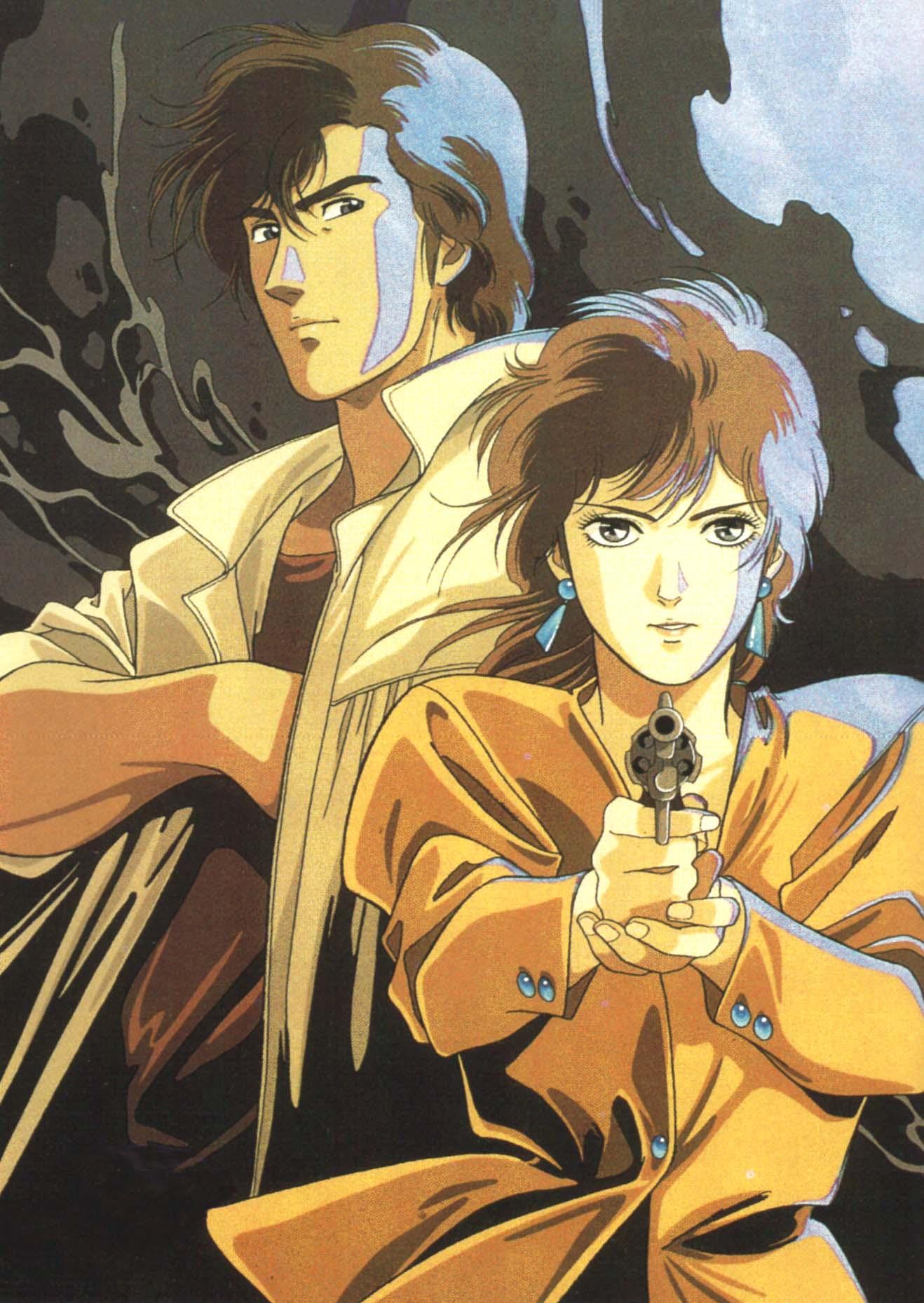 City Hunter Poster 003 City Hunter Animea Photo 40152105 Fanpop