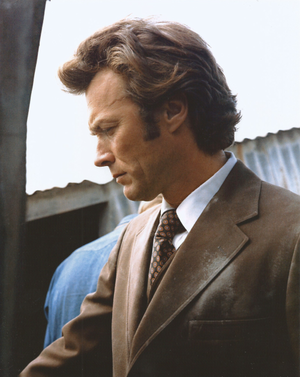 Clint Eastwood ~Dirty Harry 1971