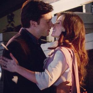 Clois kiss- Smallville