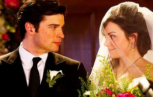 Clois wedding - Smallville