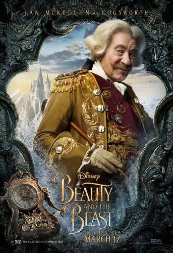 La Belle et la Bête Cogsworth-Poster-beauty-and-the-beast-2017-40192430-343-500