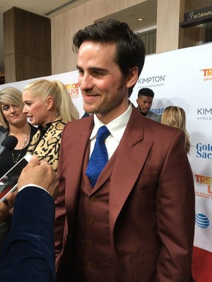 Colin O'Donoghue | Trevor Live Fundraiser in Los Angeles - December 4, 2016