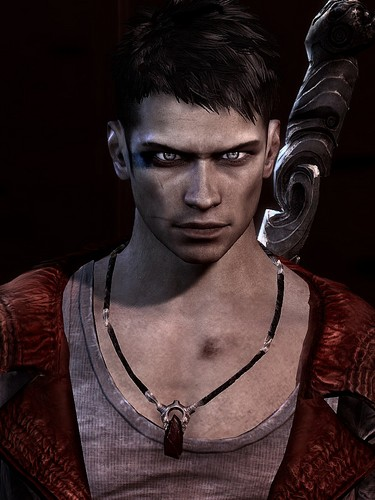 DmC: Devil May Cry fond d'écran entitled Dante