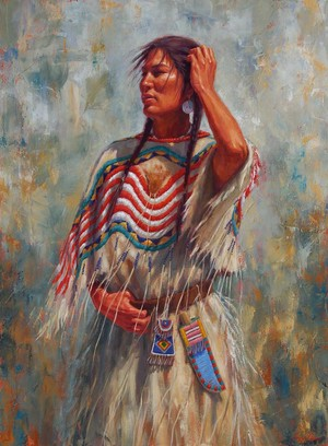 Daytime Gaze  by James Ayers