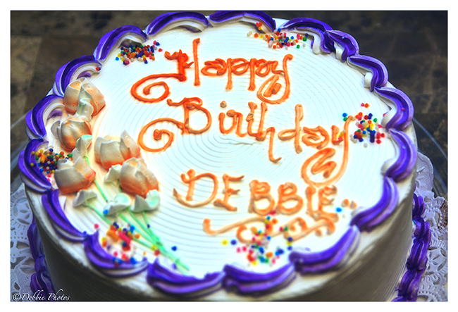 Debbie Cake