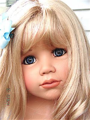 Debbie Look-a-like Preteen Doll
