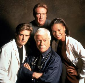 Diagnosis Murder Cast