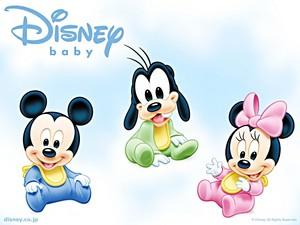 ディズニー 赤ちゃん