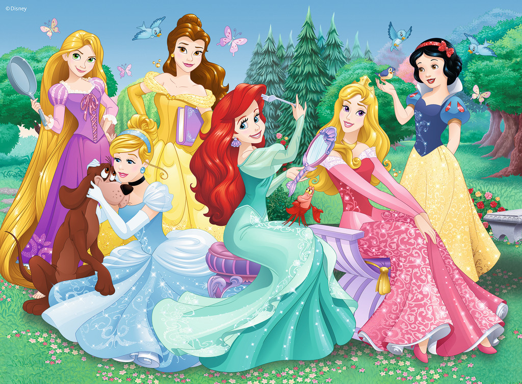 Disney Princesses