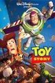 Disney's Toy Story 1995 Poster - pixar photo